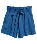 H&M「H&M Lyocell Shorts(Pants)」