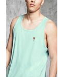 Forever 21「FOREVER 21+ Palm Graphic Tank Top(Tank tops)」
