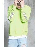 Forever 21「FOREVER 21+ High Vibes Sweatshirt(Knitwear)」