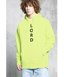 Forever 21「FOREVER 21+ Lord Graphic Hoodie(Sweatshirt)」