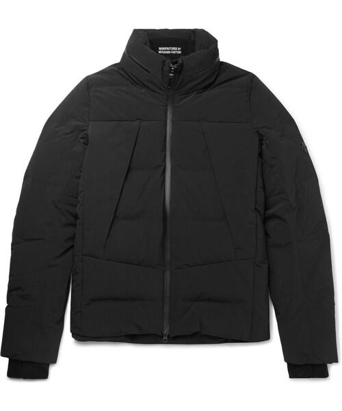 Wear Jacket Quilted Down Descente descente Stealth Shell fqxXfYgw