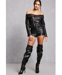 Forever 21「FOREVER 21+ Slouchy Over-the-Knee Boots(Boots)」
