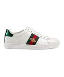 Gucci「Gucci - Ace 刺繍スニーカー - women - レザー/rubber - 38(Sneakers)」