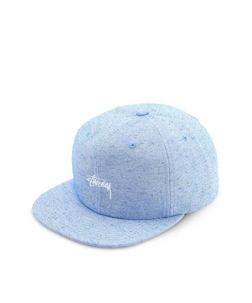 2bbcf61cb27 Stussy(ステューシー)の「Stock Melange Strapback Cap(帽子)」 - WEAR