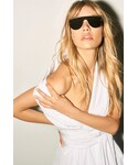 Free People「Silk City Shield Sunnies by Free People(Sunglasses)」