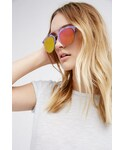 Free People「Galaxy Metal Aviator by Free People(Sunglasses)」