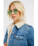 Free People「Queen Of Hearts Sunglasses by Free People(Sunglasses)」