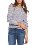 FREE PEOPLE「Women's Free People Electric City Pullover Sweater(Knitwear)」