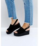 Asos「ASOS TAVERN Wedge Sandals(Other Shoes)」