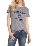Sub Urban Riot「Women's Sub_Urban Riot Gym & Tonic Graphic Tee(T Shirts)」