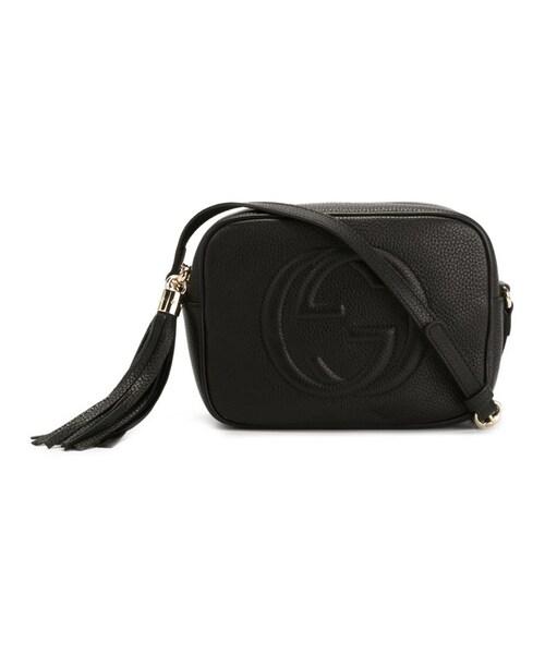 quality design e757e b1e99 Gucci(グッチ)の「Gucci - Soho ディスコ斜めがけバッグ ...