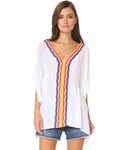 Nanette Lepore「Nanette Lepore Peace & Love Caftan Cover-up(Swimwear)」