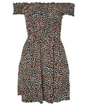 Topshop「Topshop Floral gypsy tunic dress(One piece dress)」