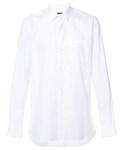 Ann Demeulemeester「Ann Demeulemeester - ロングスリーブ シャツ - men - コットン - S(Shirts)」