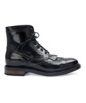 Officine Creative「Officine Creative - ウイング ブーツ - men - レザー/rubber - 43(Boots)」