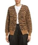 Toga(トーガ)の「Women's Toga Tiger Jacquard Knit Button Cardigan(カーディガン)」