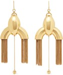 Ellery | Ellery - Anthology Gold-plated Earrings(Earring(both ears))