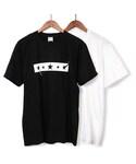 StarLean | スターリアン【公式】 FIVE STARプリントTシャツ(Tシャツ・カットソー)