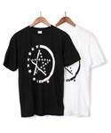 StarLean   スターリアン【公式】HALF STAR LINEプリントTシャツ(Tシャツ・カットソー)