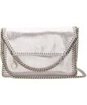 Stella McCartney「STELLA MCCARTNEY Falabella mini faux-suede cross-body bag(Handbag)」