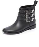 Loeffler Randall「Loeffler Randall Nash Buckled Rain Booties(Boots)」
