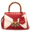 Gucci「GUCCI Queen Margaret bamboo-handle quilted-leather tote(Shoulderbag)」