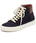 Matt Bernson「Matt Bernson Freethrow High Top Sneakers(Sneakers)」