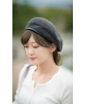 CHEER CLOSET | 【プチプラのあや】パイピングベレー帽(ハンチング・ベレー帽)