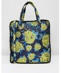 Asos「ASOS Floral Beach Bag(Tote)」