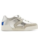 Stella McCartney「STELLA MCCARTNEY Stella faux-leather low-top trainers(Sneakers)」