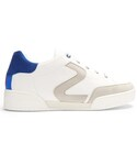 Stella McCartney「STELLA MCCARTNEY Stella low-top faux-leather trainers(Sneakers)」