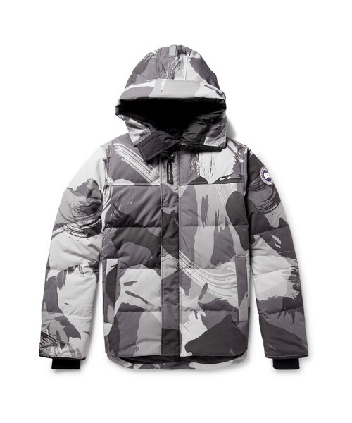 07b38ba810775 Canada Goose,Canada Goose Macmillan Printed Quilted Shell Hooded Down Parka  - WEAR