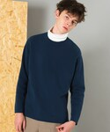 LIDnM | ミラノリブオフショルダーニット(針織衫)
