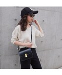 LAULEN | LEATHER SHOULDER BAG(ショルダーバッグ)