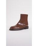 Marni「Marni Flat Ankle Boots(Boots)」