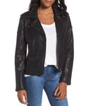 Blank NYC「Women's Blanknyc Icebreaker Faux Leather Jacket(Riders jacket)」