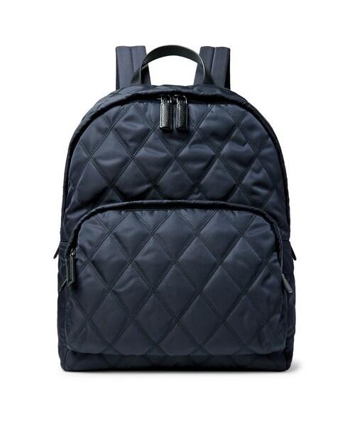 7e2cd307414f Prada,Prada Leather-Trimmed Quilted Nylon Backpack - WEAR