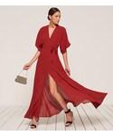The Reformation「Winslow Dress(One piece dress)」