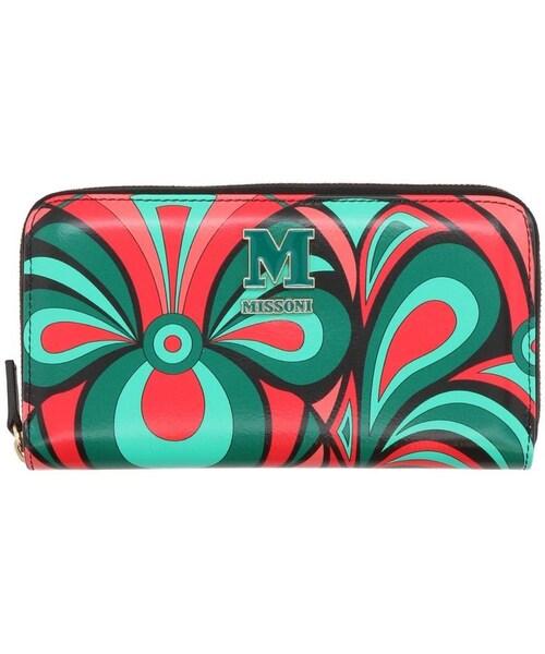 af765d616b8a M Missoni(エムミッソーニ)の「M MISSONI Wallets(財布)」 - WEAR