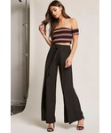 Forever 21「FOREVER 21 Self-Tie Palazzo Pants(Pants)」