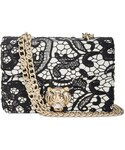 Betsey Johnson「Betsey Johnson Lady Lace Small Chain Strap Shoulder Bag(Handbag)」