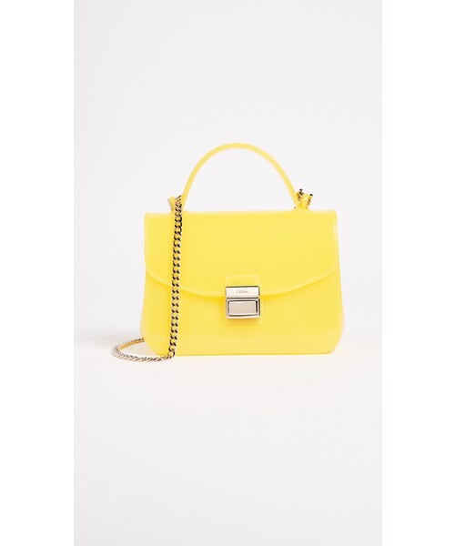 bd9d73135349 Furla(フルラ)の「Furla Candy Sugar Mini Cross Body Bag(ショルダーバッグ)」 - WEAR