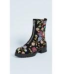 Alice + Olivia「alice + olivia Dustin Zip Boots(Boots)」
