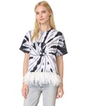 Opening Ceremony(オープニング セレモニー)の「Opening Ceremony Cropped Feather Tee(Tシャツ・カットソー)」