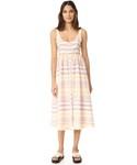 Mara Hoffman「Mara Hoffman Button Front Midi Dress(One piece dress)」