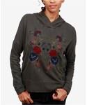 Lucky Brand「Lucky Brand Embroidered Hoodie(Sweatshirt)」