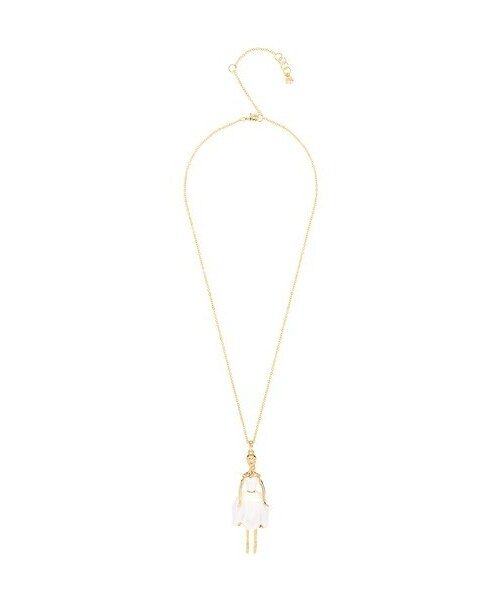 Ted bakerwomens ted baker london tuula womens ted baker london tuula ballerina pendant necklace mozeypictures Image collections
