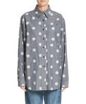 Proenza Schouler「Women's Proenza Schouler Pswl Polka Dot Top(Shirts)」