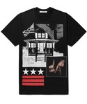Givenchy「Givenchy Columbian-Fit Printed Cotton-Jersey T-Shirt(T Shirts)」