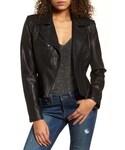 Blank NYC「Women's Blanknyc Faux Leather Moto Jacket(Riders jacket)」